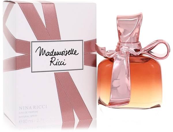 nina ricci mademoiselle perfume review