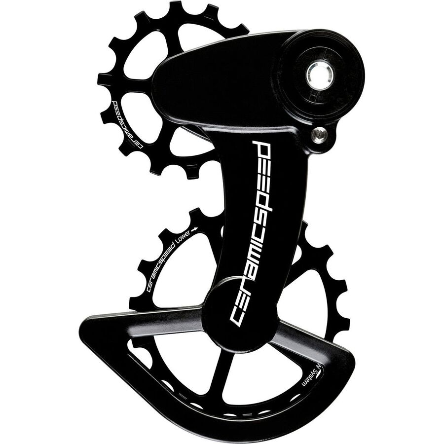 ceramicspeed oversized pulley wheel system review