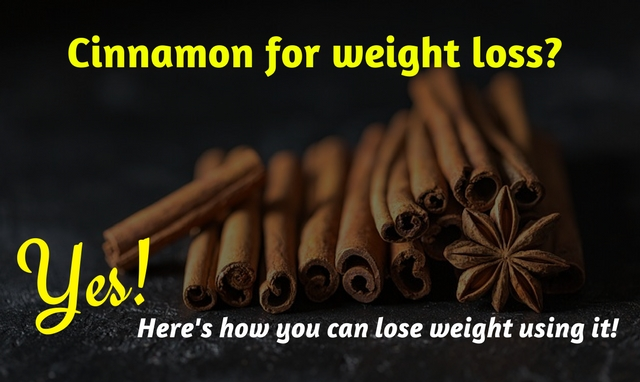 cinnamon and weight loss reviews