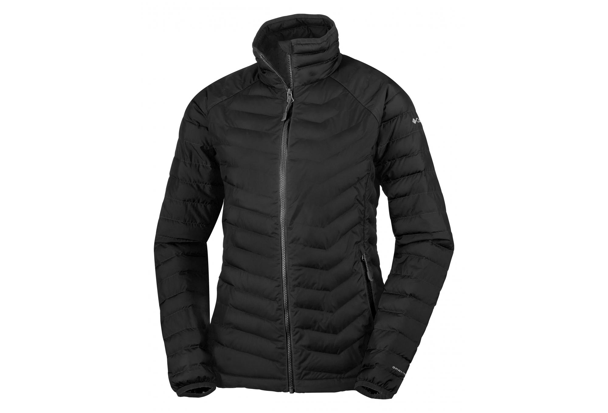 columbia powder lite jacket review