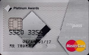 commonwealth bank platinum awards credit card review
