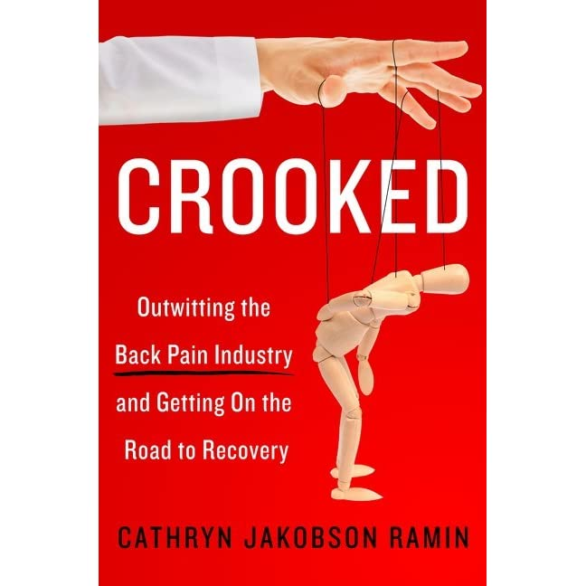 crooked back pain book review