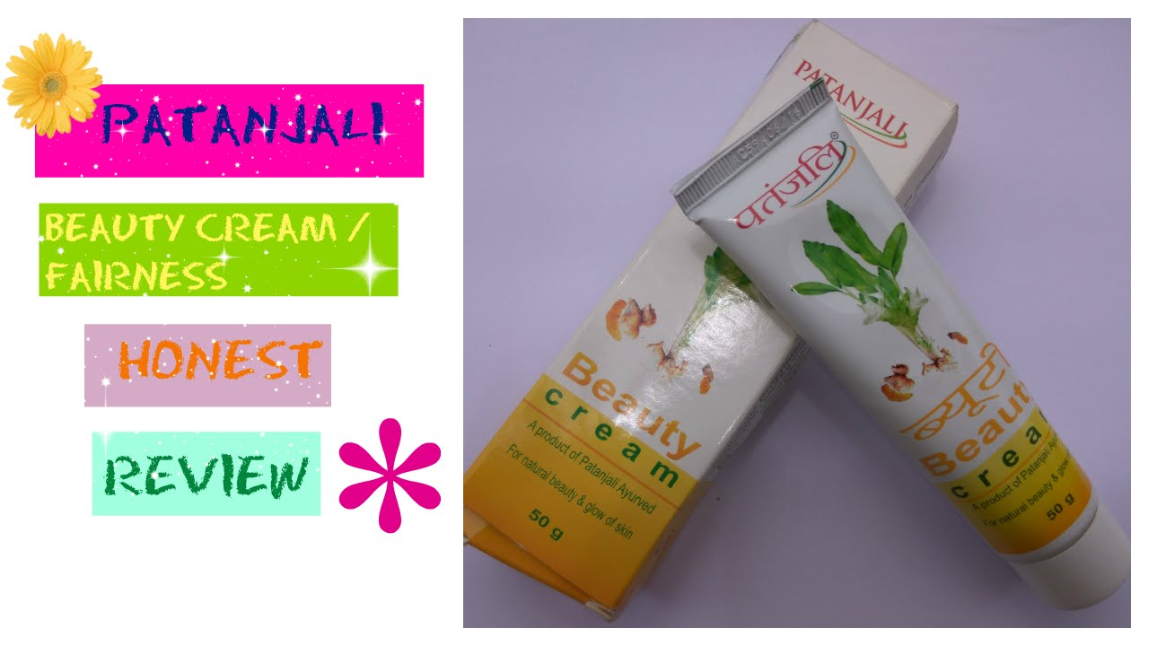 patanjali skin care products review