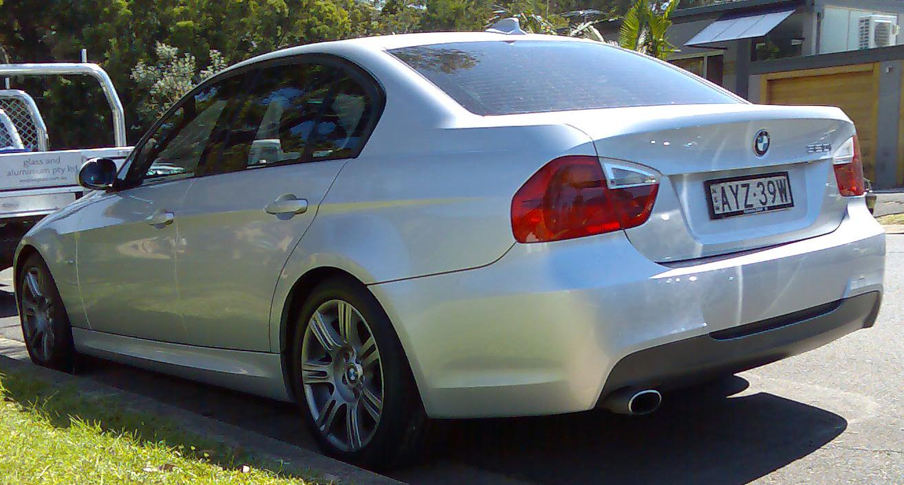 bmw 320i e90 2008 review