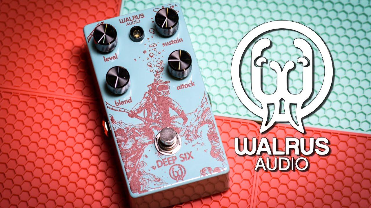 walrus audio deep six review