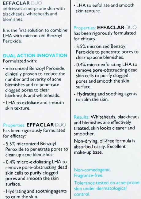 la roche posay spot treatment review