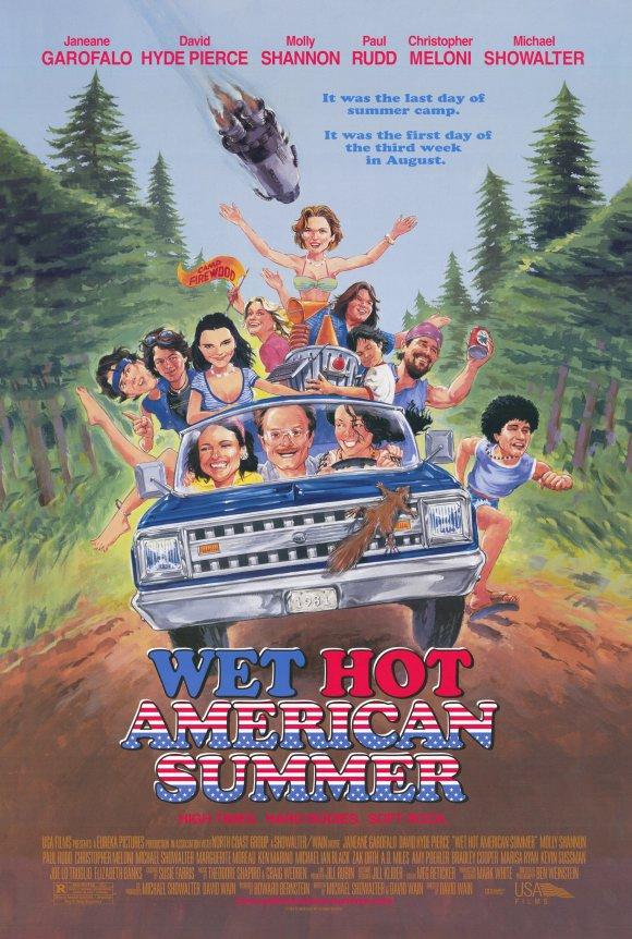 wet hot american summer review