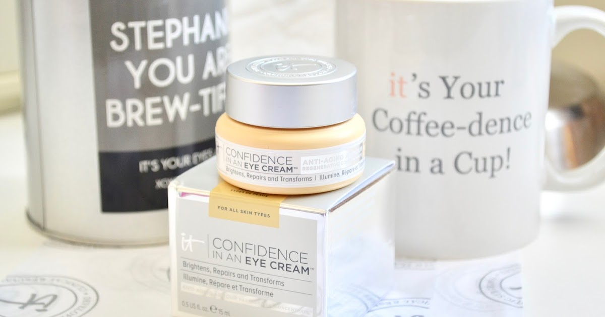 it cosmetics confidence in an eye cream review