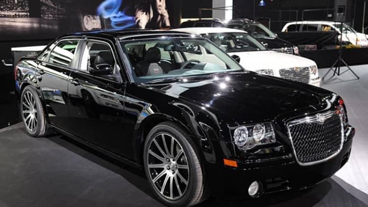 chrysler 300c review top gear