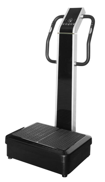double motor fitness vibration plate review