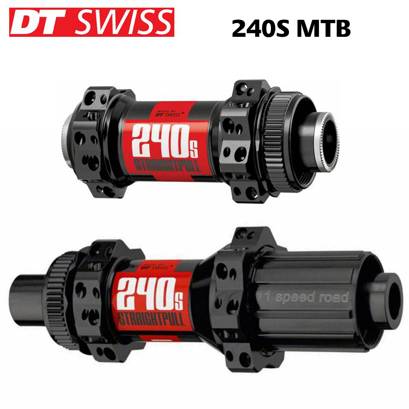 dt swiss 240s straight pull hub review