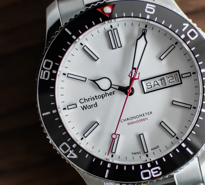 christopher ward trident review 2017