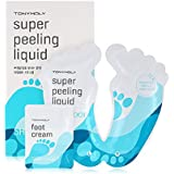 tony moly shiny foot super peeling liquid review
