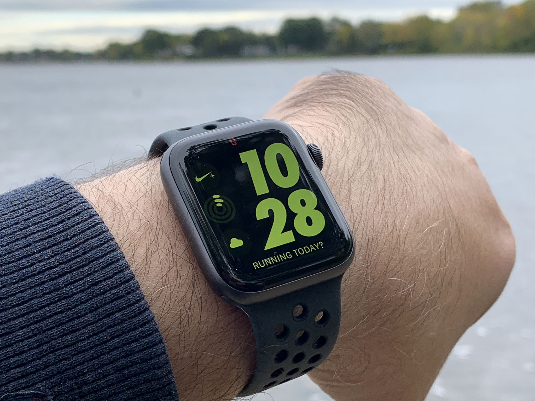 apple watch nike plus review