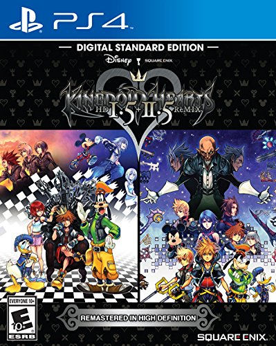 kingdom hearts 1.5 and 2.5 ps4 review