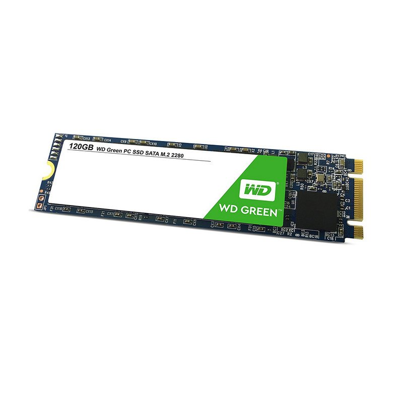 wd green ssd m 2 review