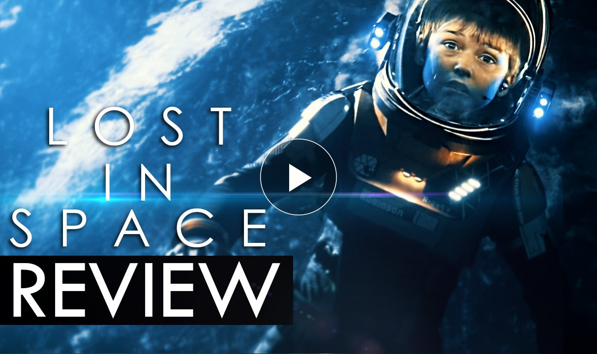lost in space movie review