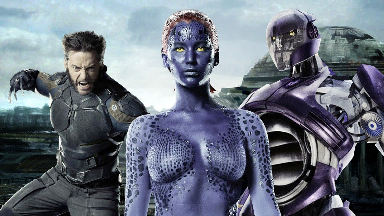 x men days of future past review ign