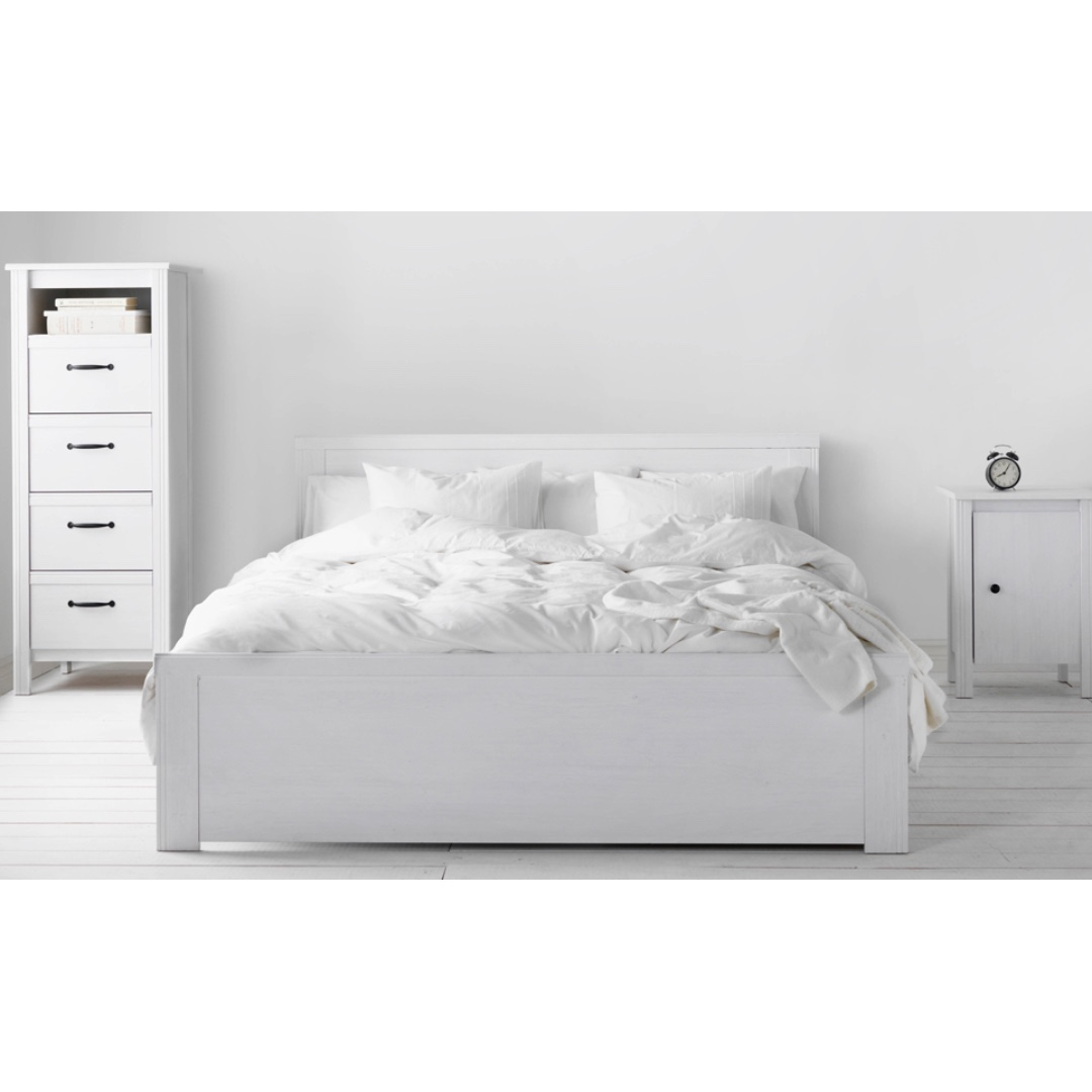 brusali ikea bed frame review