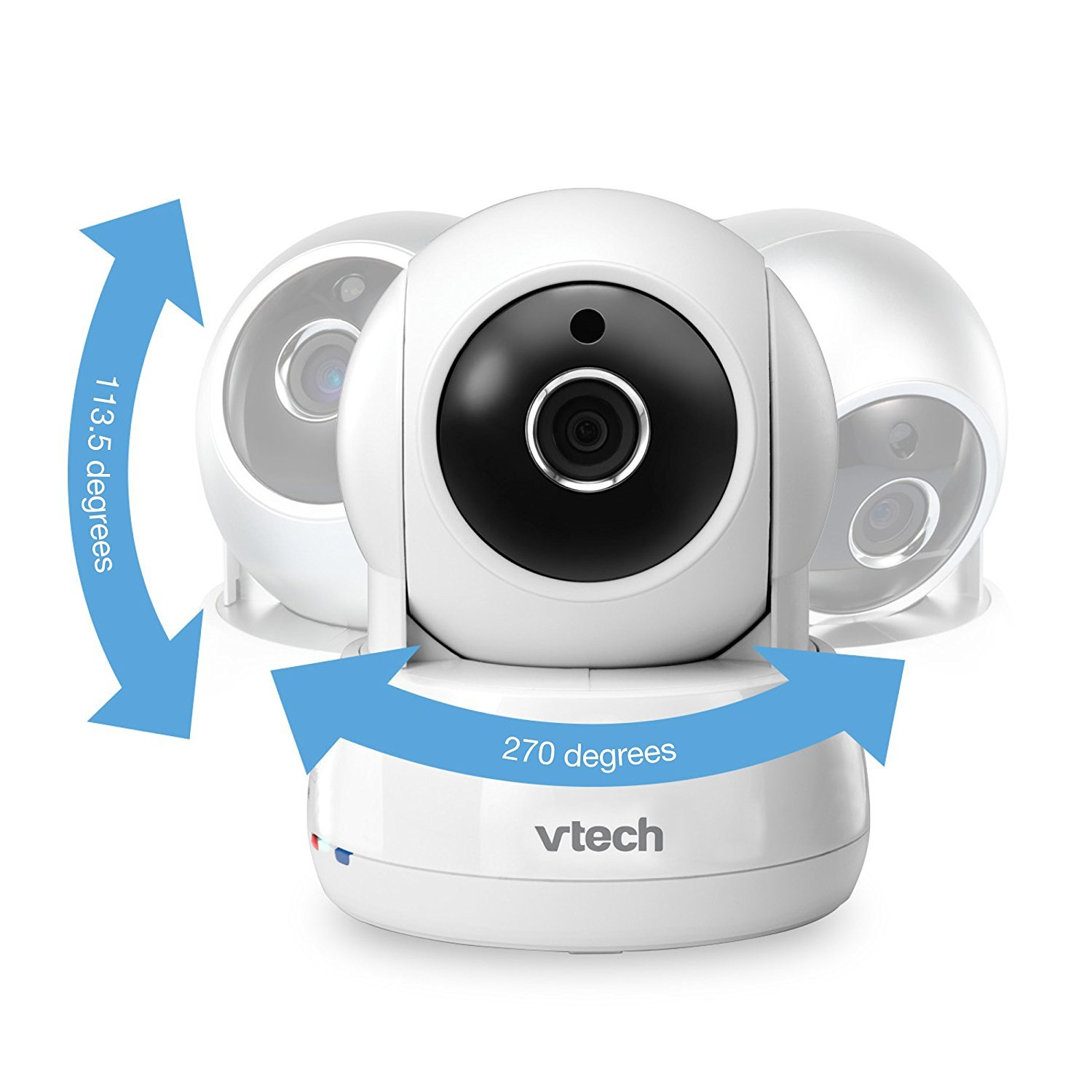 vtech wifi baby monitor review