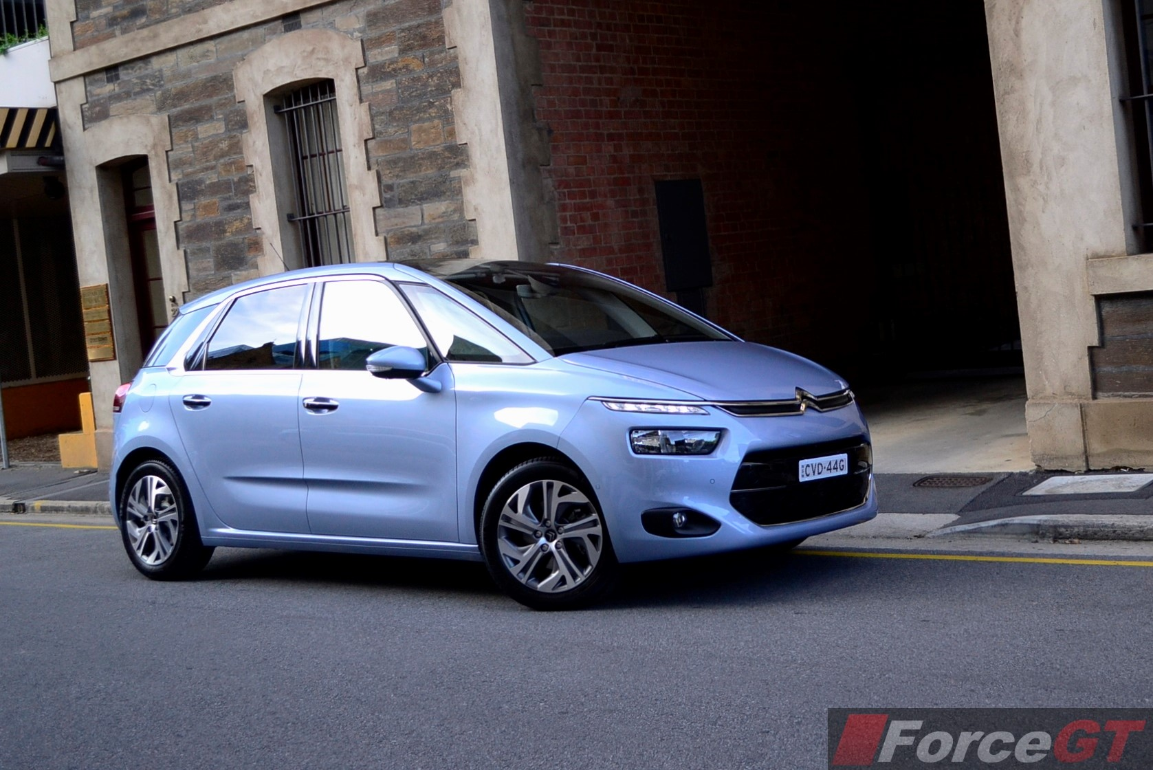 citroen c4 picasso 2009 review