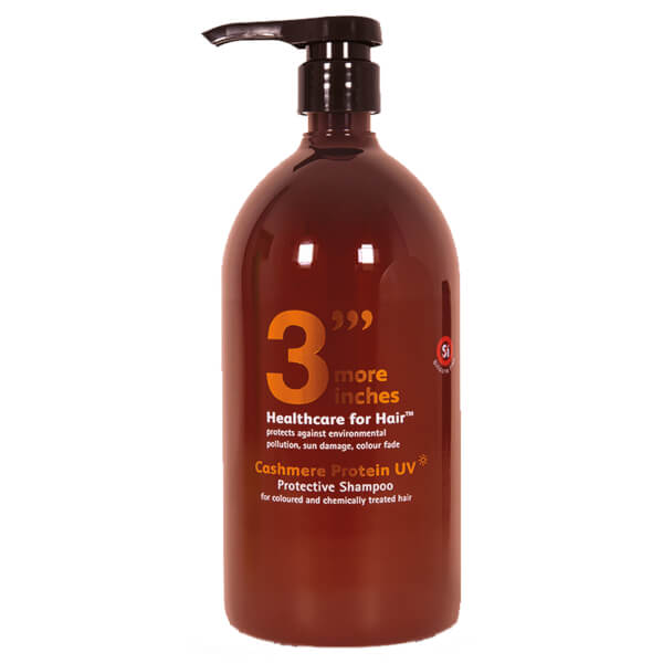 3 more inches shampoo review