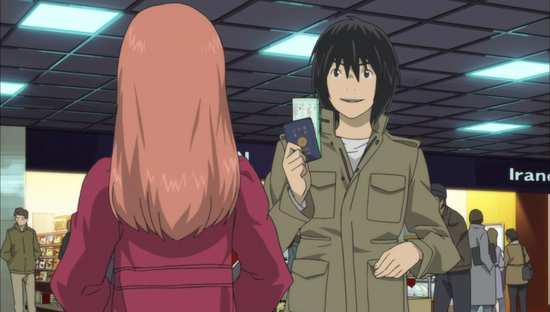 eden of the east review