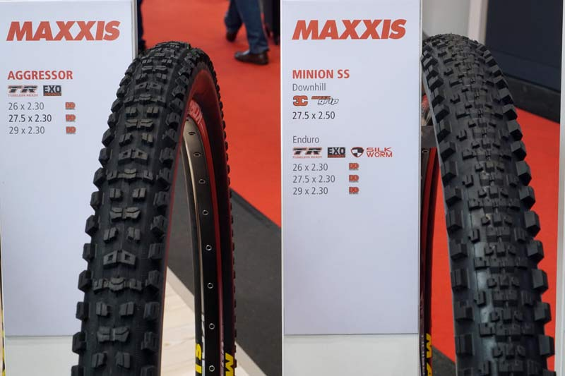 maxxis minion 2.5 review