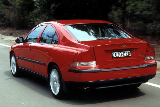 2001 volvo s60 t5 review
