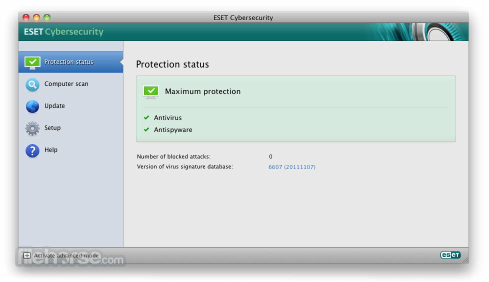 eset cybersecurity for mac review