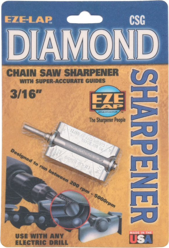 eze lap chainsaw sharpener review