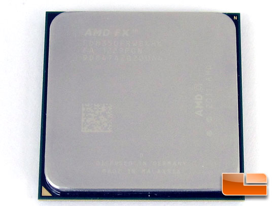 amd fx 8350 8 core processor review