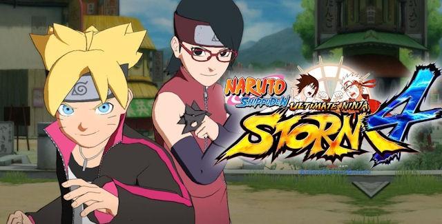 naruto ultimate ninja storm 4 review