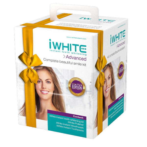 iwhite instant teeth whitening advanced kit review