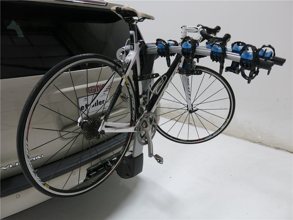 thule apex 5 bike rack reviews