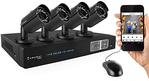 hd security camera system reviews
