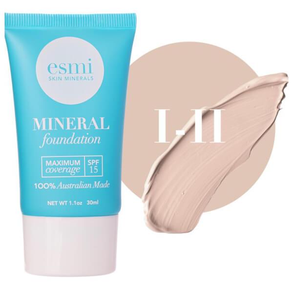 esmi skin minerals foundation review