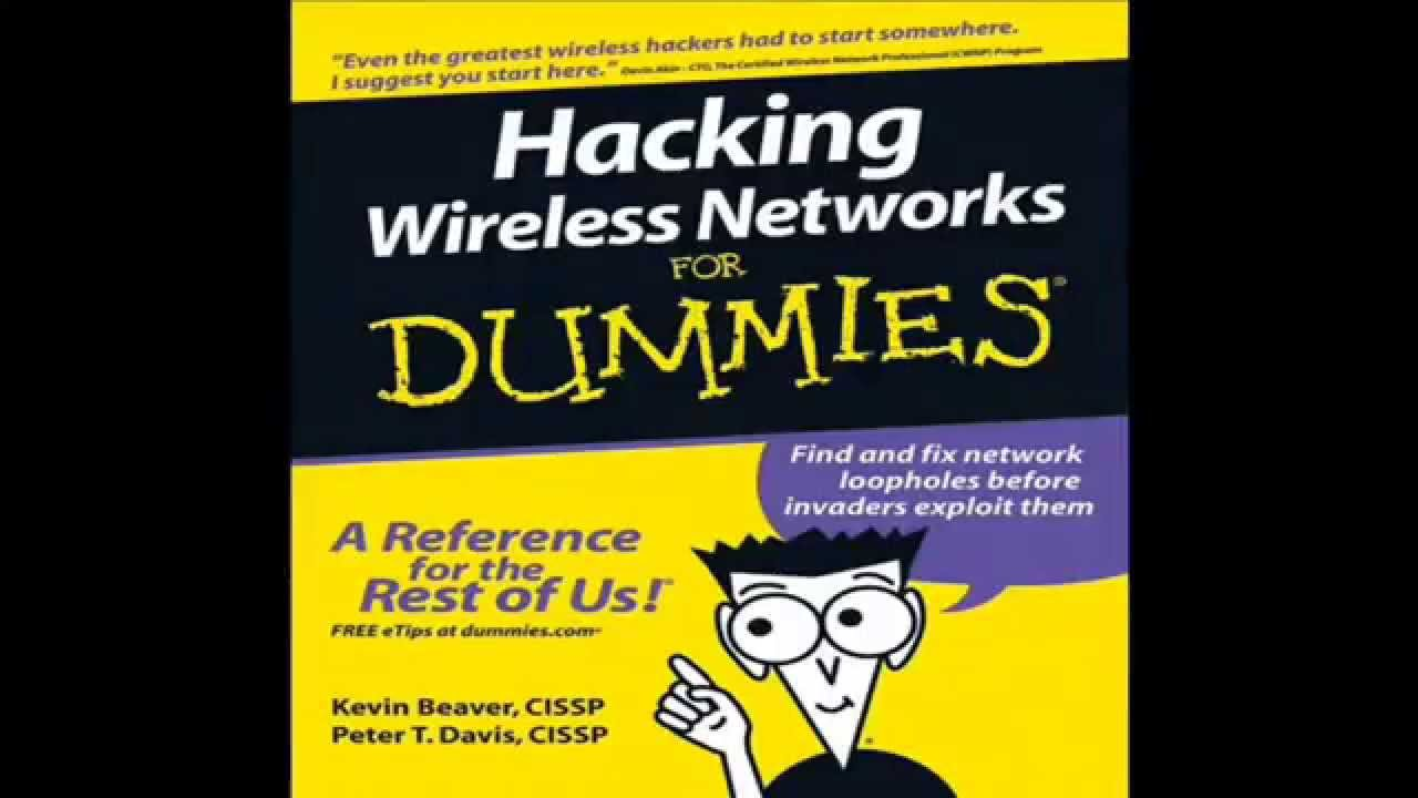 hacking wireless networks for dummies review