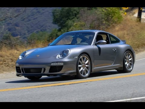 porsche 997 carrera 4 review