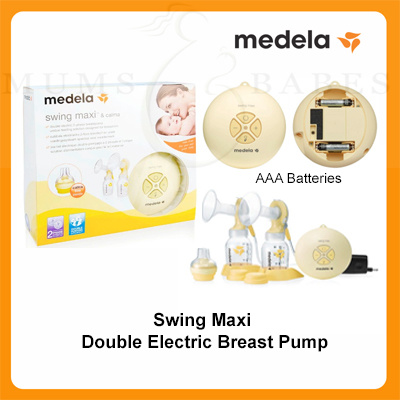 medela swing maxi breast pump review