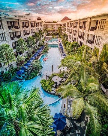 courtyard by marriott bali seminyak reviews