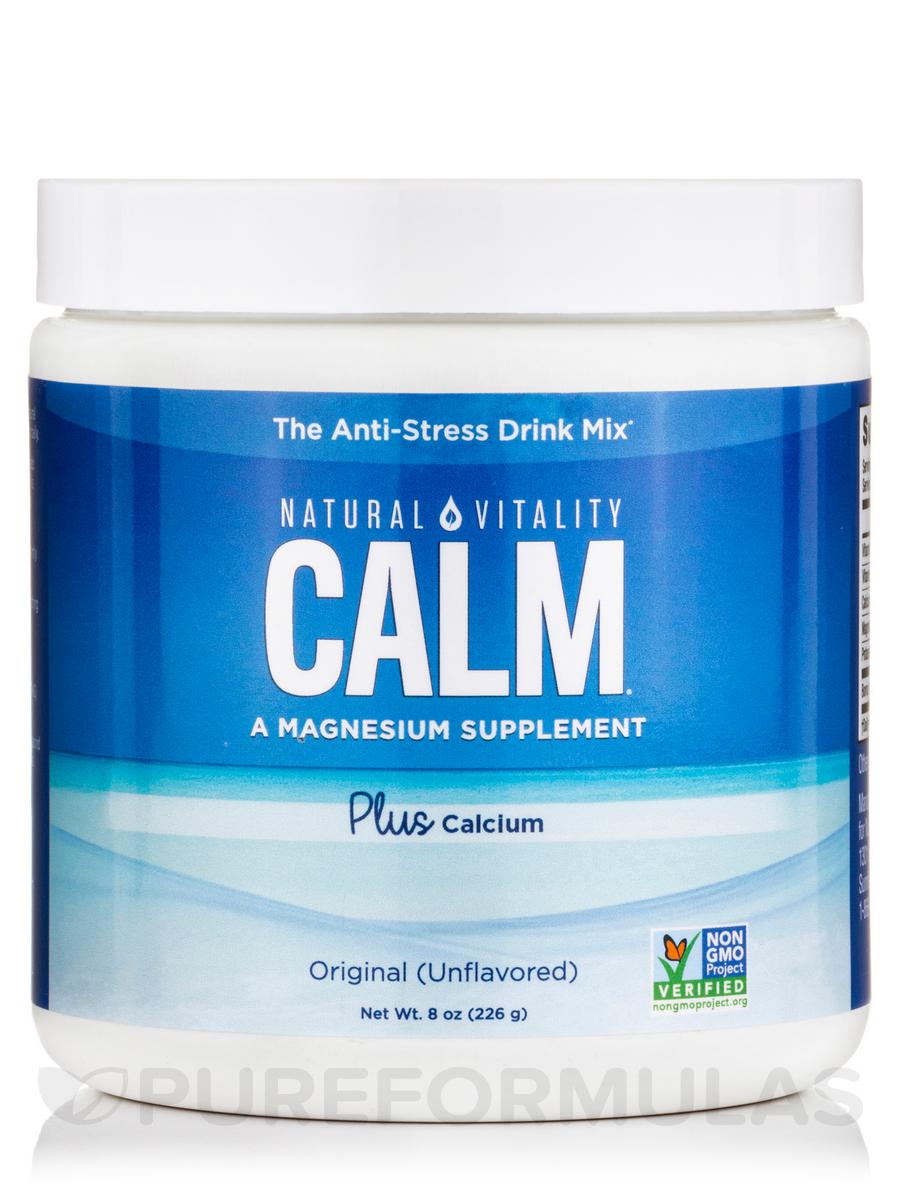 natural vitality calm plus calcium reviews