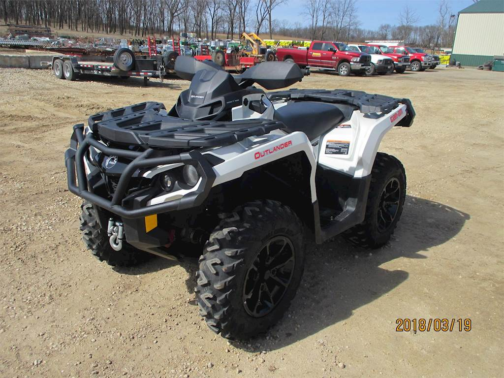 2017 can am outlander 650 xt reviews