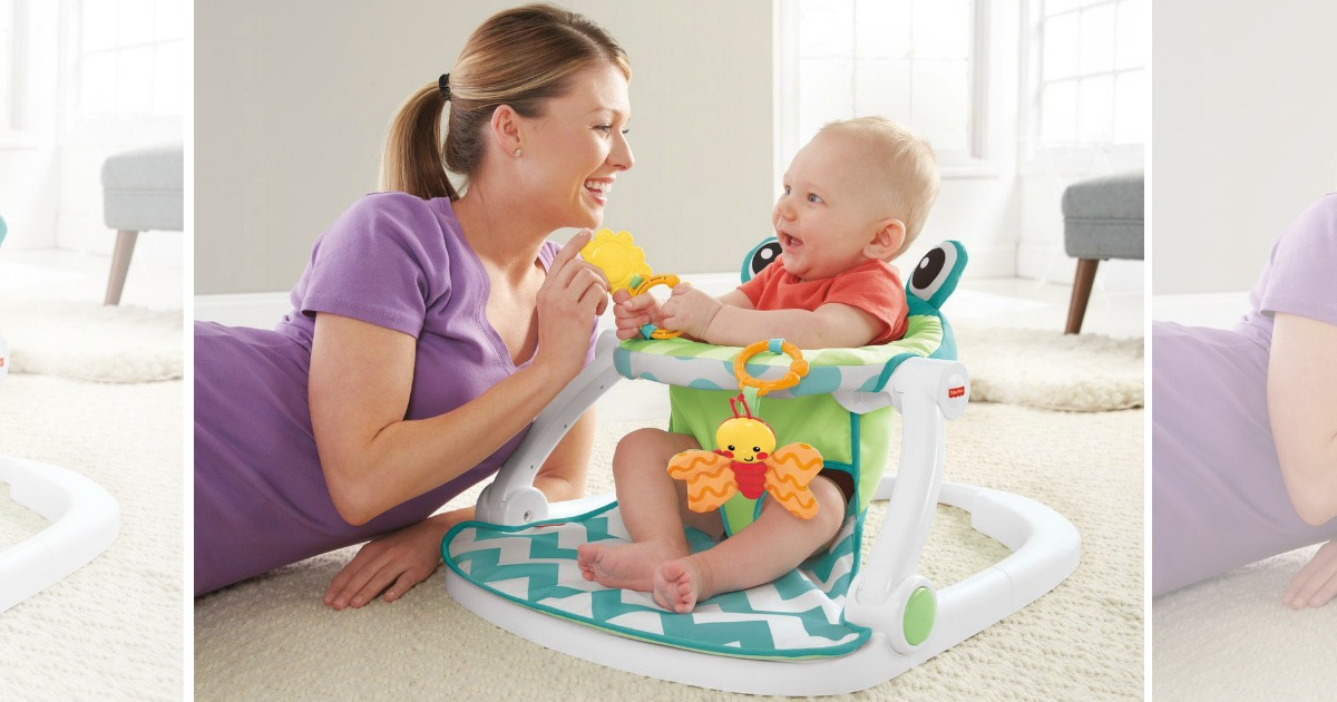 fisher price sit me up reviews