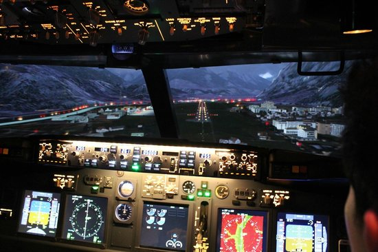 flight simulator darling harbour reviews