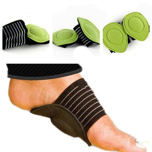 foot arch shock absorber reviews