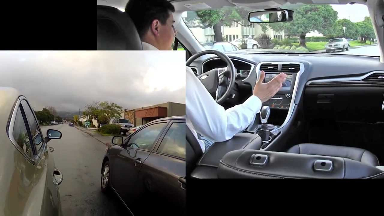 ford active park assist review