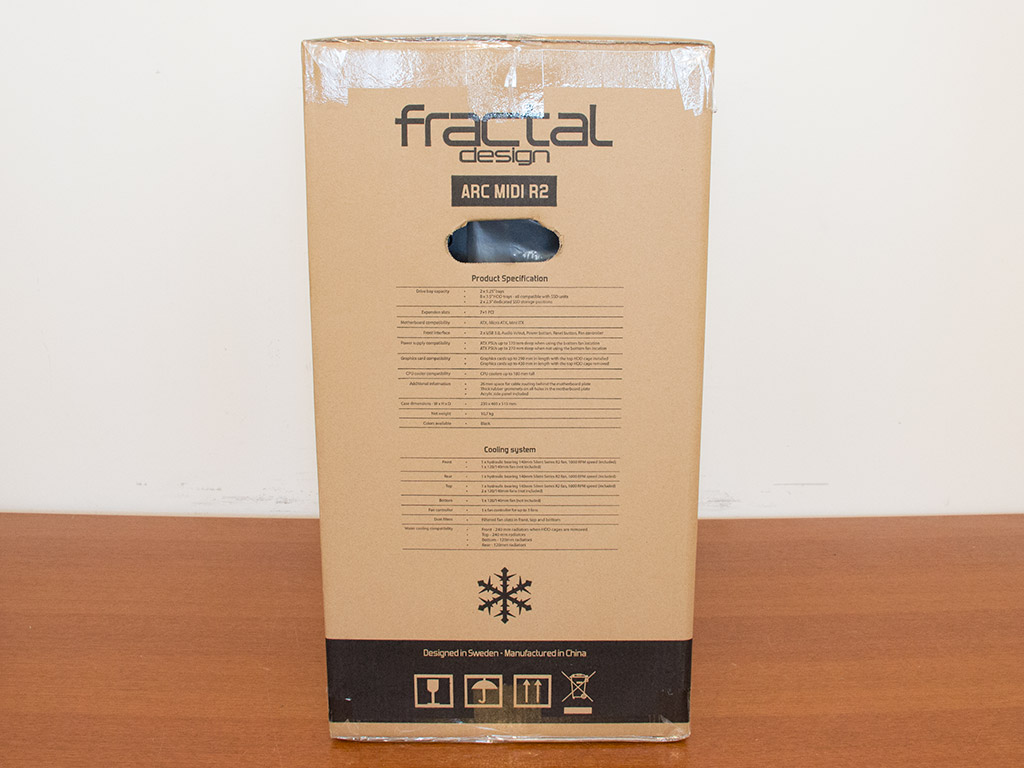 fractal arc midi r2 review