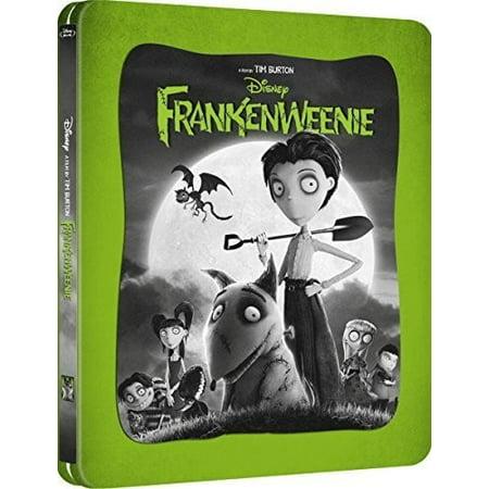 frankenweenie 3d blu ray review