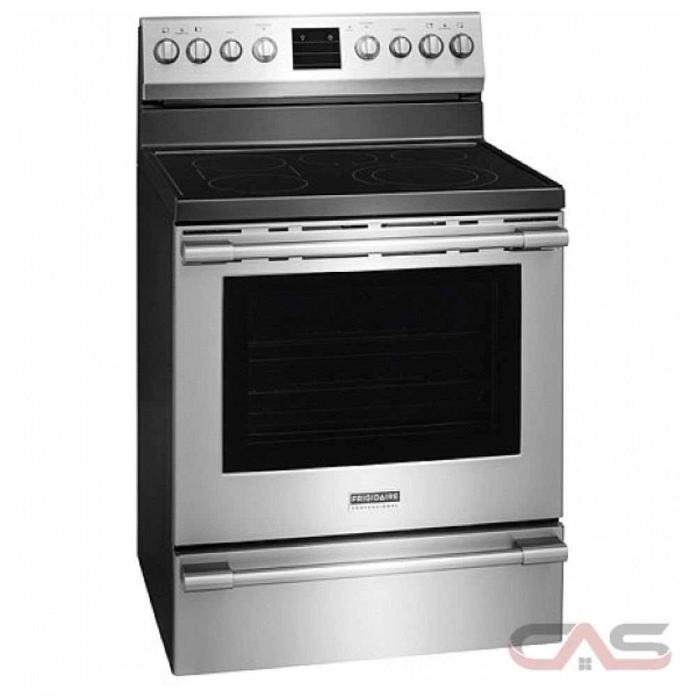 frigidaire professional electric range reviews
